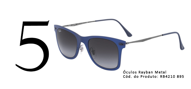 Venha até uma de nossas lojas ou compre no nosso site  http   www.goldfinger.com.br .  Publicado em Óculos de Sol ... 6c85d9d100