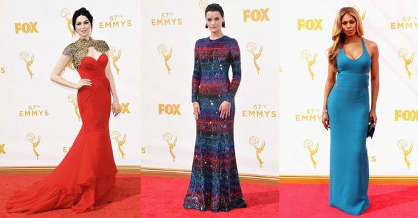 looks famosas emmy awards 10