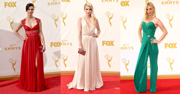 looks famosas emmy awards 2