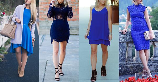 vestidos para o ano novo + azul + Blog + Gold Finger +9