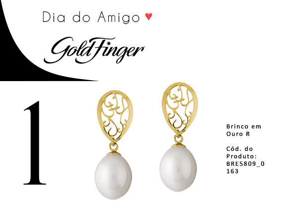 Dia do amigo - Gold Finger - 1