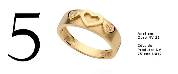 wishlist - Dia dos Namorados - Aneis - Gold Finger 5-min