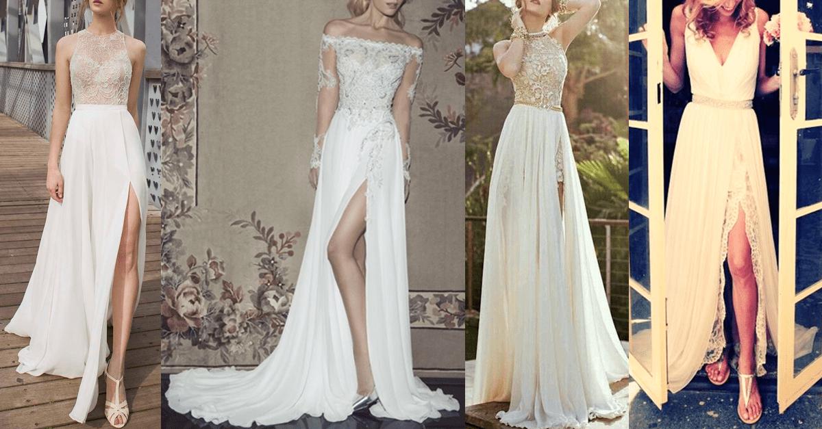 vestidos de noiva - Gold Finger 2-min
